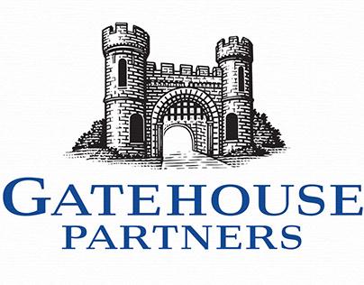 Gatehouse Partners Logomark Illustrated by Steven Noble