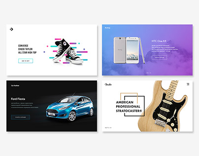Collection | Web Banners