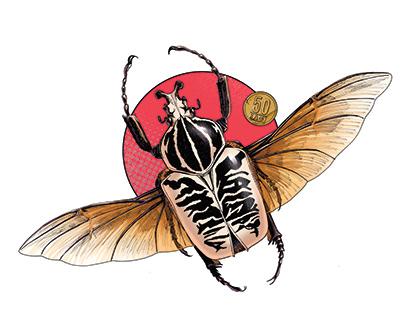 Planeta Insectelor [children's encyclopedia]