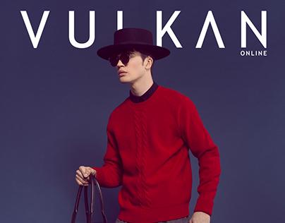 """""""LUCAS"""" Vulkan Magazine"""