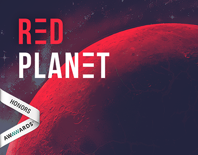 RedPlanet, Corporate website