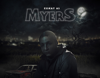 Esskay as Myers
