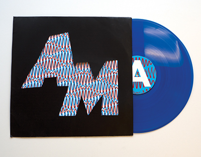 Arctic Monkeys 12 Inch LP