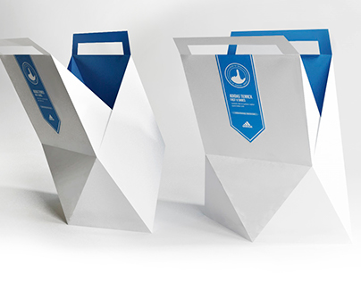 Adidas Terrex Fast X - Shoe Packaging