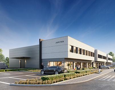 Jupiter project | Commercial exterior