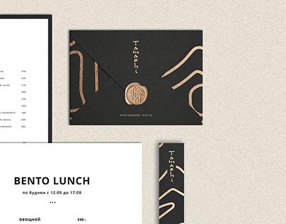 Asian Restaurant Identity & Branding