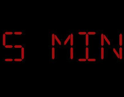 Curta-metragem | 5 Minutos
