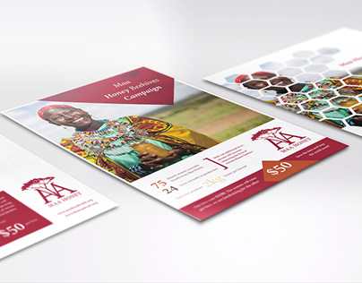 Branding / Marketing Material - The MAA Trust