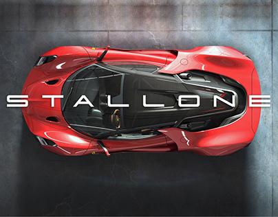 Stallone - A Ferrari Concept