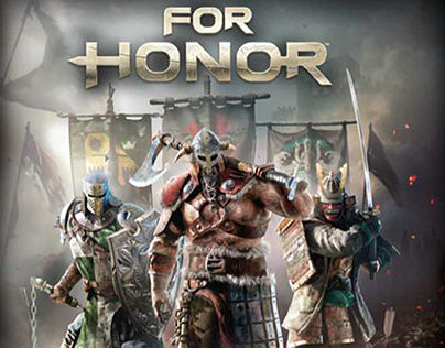 Ubisoft - For Honor - Retail Point of Sale Displays