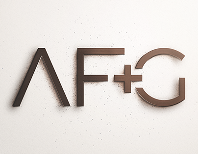 AF+G Architects // Brand Indentity