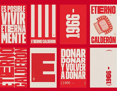 Líbero / Eternal Stadium / Integrated