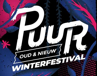 Puur NYE Winterfestival 2019