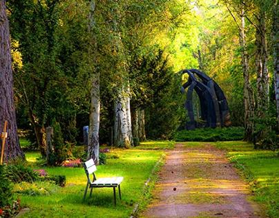About Evergreen Cemetery of Santa Cruz