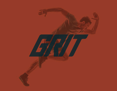 GRIT TRAINING | BRANDING