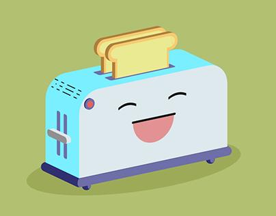 Toast machine