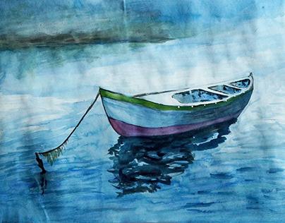 Painting/Mixed Media Series
