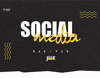 SOCIAL MEDIA - BARES & PUBS