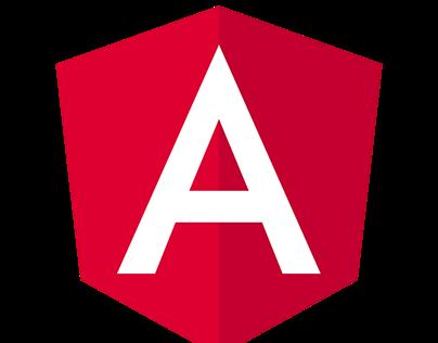 APP WEB-Angular and Angular Material.