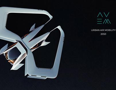 e VTOL- Urban Air Mobility for 2050