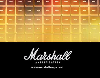 Publicação - Amplificadores Marshall