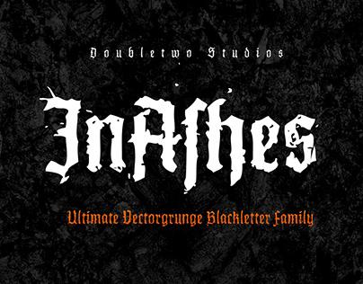 XXII InAshes - Font Family