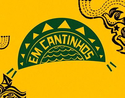 Em Cantinhos | Identidade Visual