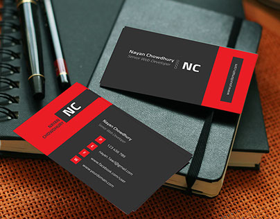 ELEGANT PERSONAL BUSINESS CARD