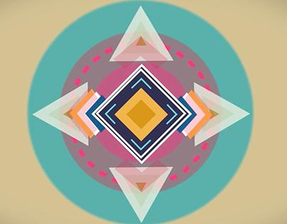Animated Geometry