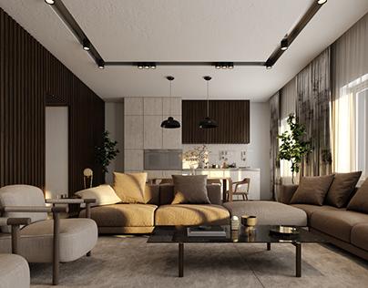 Workshop Interior design