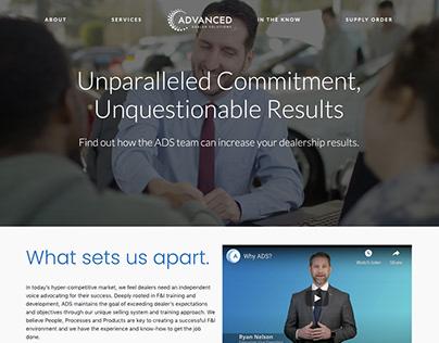 Advanced Dealer Solutions.com