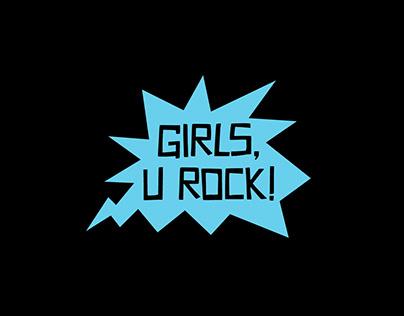GIRLS, U ROCK! Festival