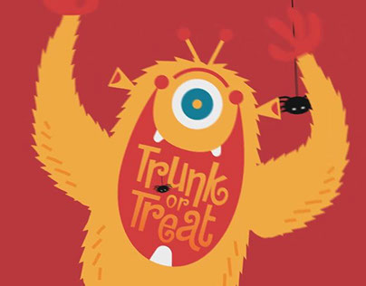 Animation - Trunk or Treat