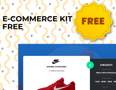 E-COMMERCE FREE KIT