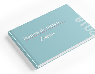 Manual de marca Záffria