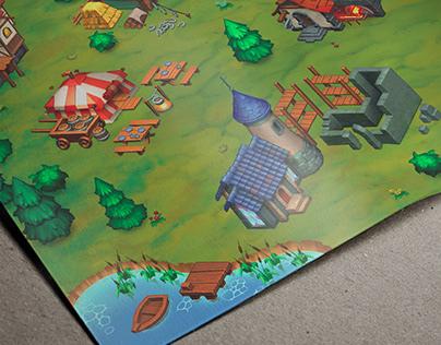 Mood Kingdom | Board game