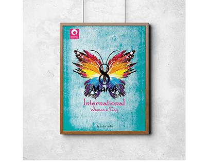 international women's day poster