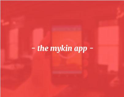 My Kin Health - App design Case study