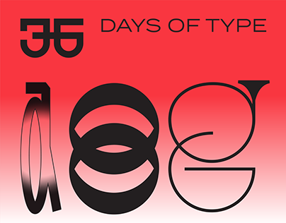 36 days of type | 2019