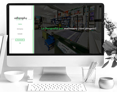 Calligraph Website Design