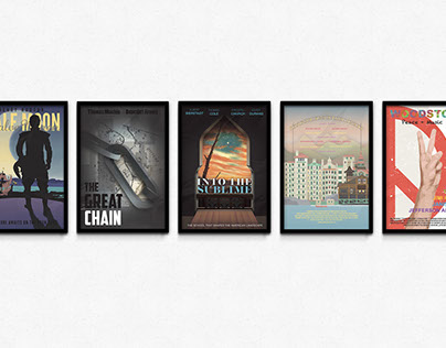 Hudson Valley Movie Posters