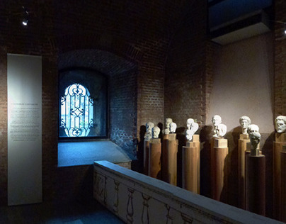 MUSEO ARCHEOLOGICO | Personaggi Svelati