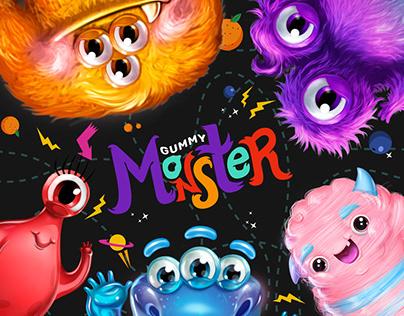 Gummy Monster
