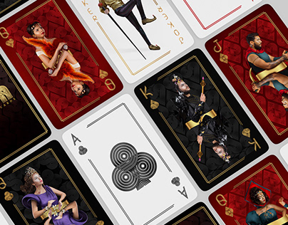 "MOFA ""The Playing Cards"""