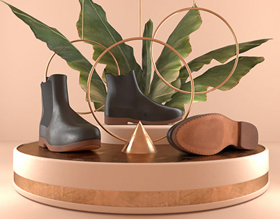 Smooth Leather Shoe`s