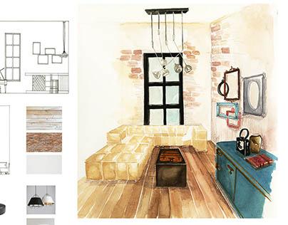 Rough-Hewn : Residential Design