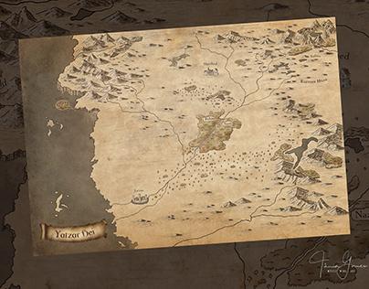 Yatzar Hei Map