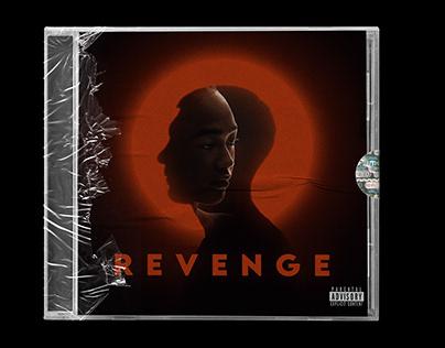 Cover Album DIVERGE - REVENGE