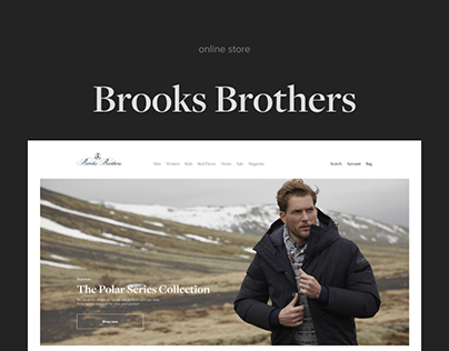 Brooks Brothers | Online store