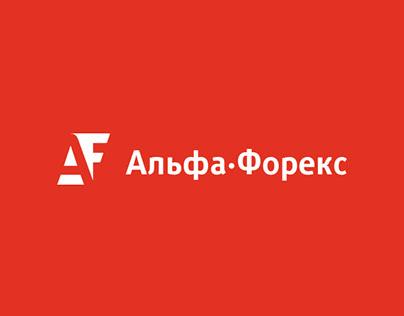 Design concept for Alfa forex